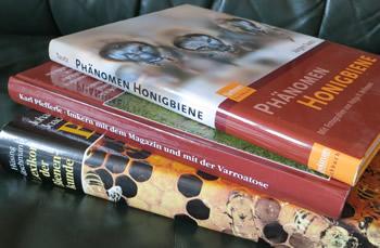 Literatur für Imker und die es werden wollen