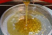 Verkauf von Honig