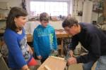 Bau einer Schwarmfangkiste