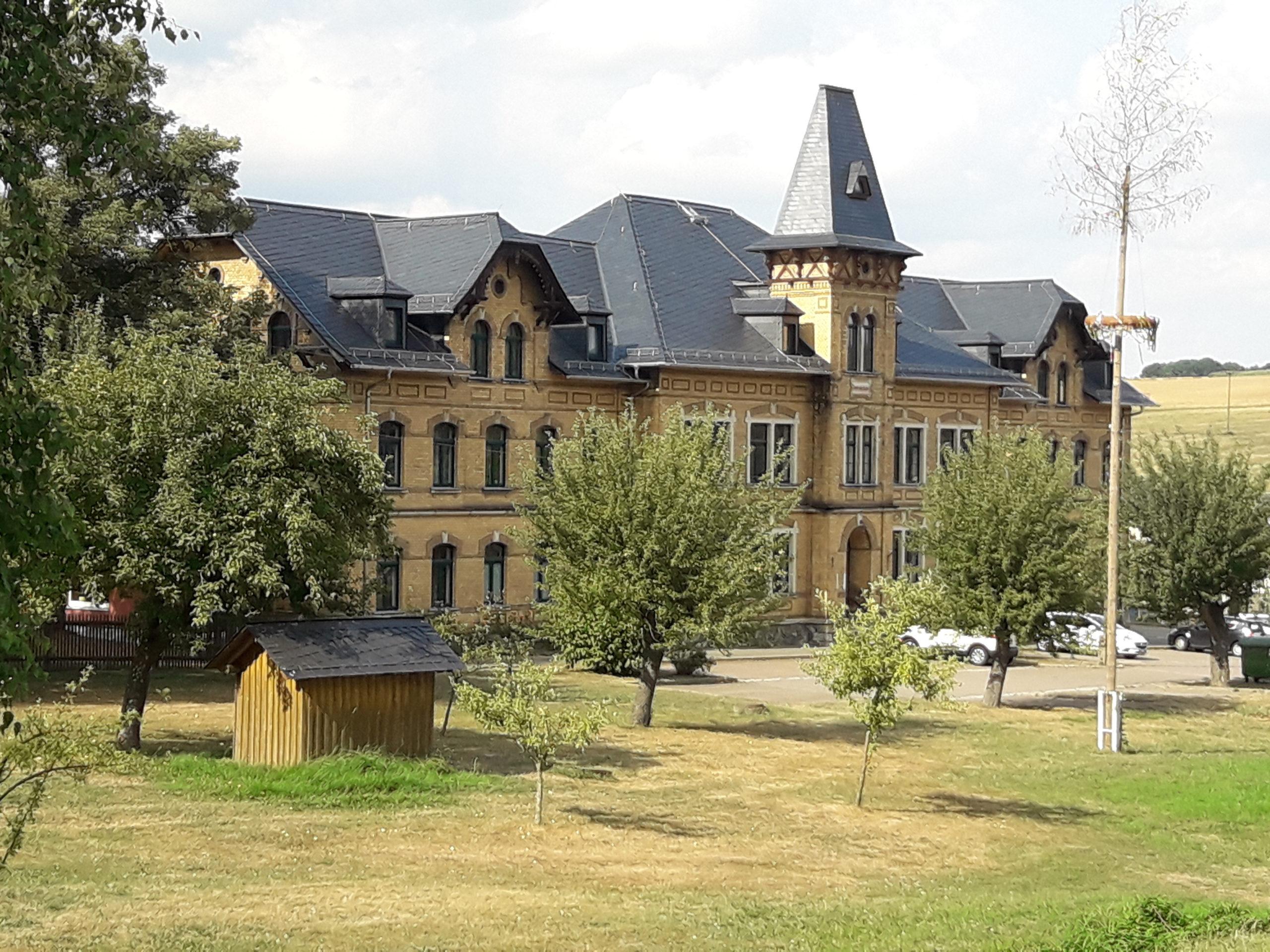 Imker-AG, Regelschule Langenwetzendorf